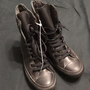 New no box Converse rain boots very nice sz 5